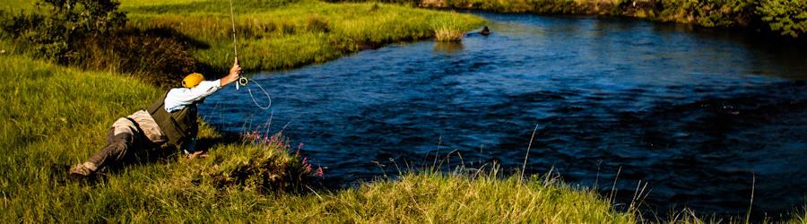 fishing at thendela